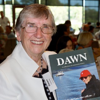 Congratulations Dawn on your 80th Birthday!
