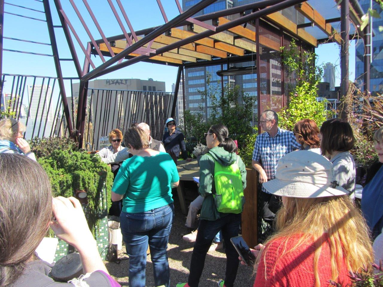 Event Highlight: Greening our Cities – Gardens for High-density Living