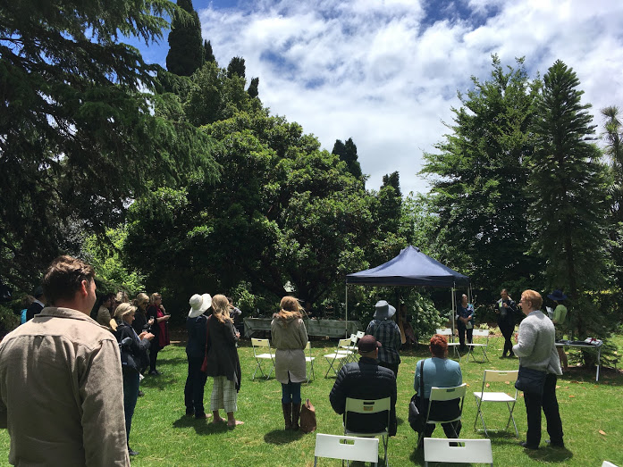 Event Highlight: Lunch in the Burnley Campus Gardens